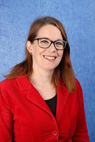 Mrs McConnell - Lead Practitioner