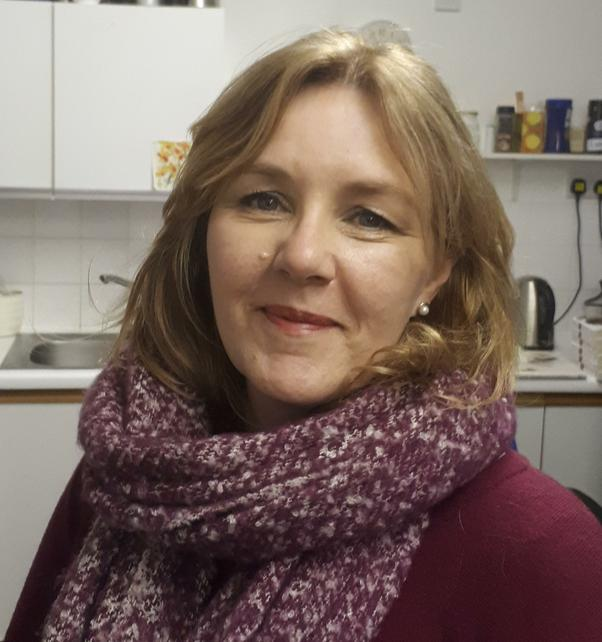 Jenny Scott, Co-Chair, Local Authority Governor,
