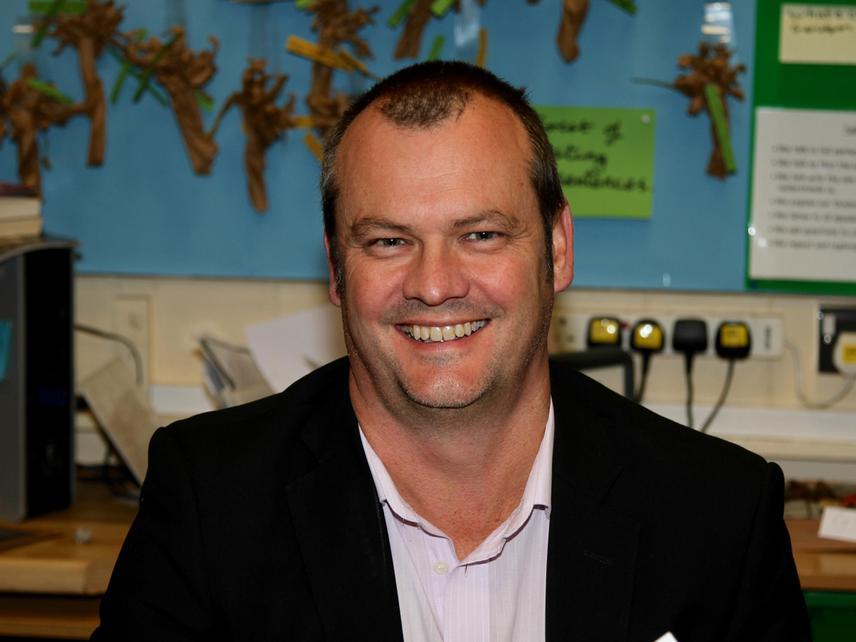 David Park, Co-Opted Gov, Finance Lead