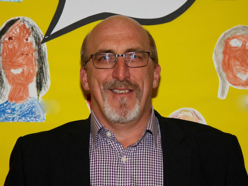Paddy Blake, Co-Opted Governor