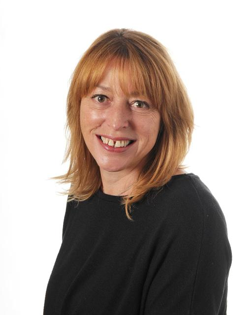 Mrs A Burton - Headteacher