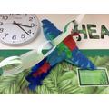 A beautiful macaw by Lucas W!