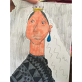 Carly's super Queen Victoria picture!