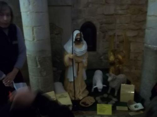 Part of the nativity story