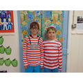 Can't find Wally? Here's two...
