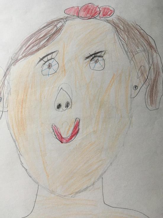 We enjoyed making portraits.