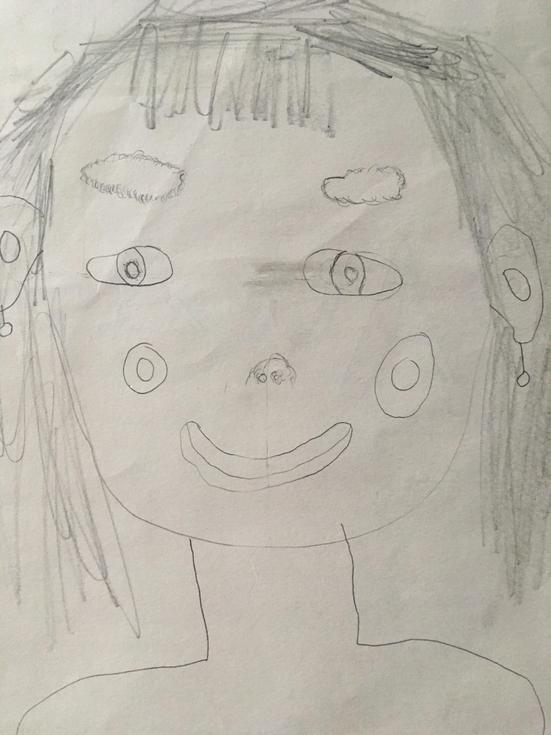 We created realistic portraits.