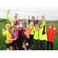 On the 'Christmas Run'