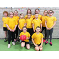 Basketball players from Years 5/6