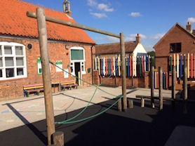 Our school playground