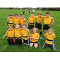Our tag rugby players