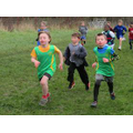 Some of our cross country runners in action.