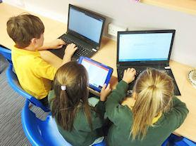 ICT as an integrated part of the curriculum