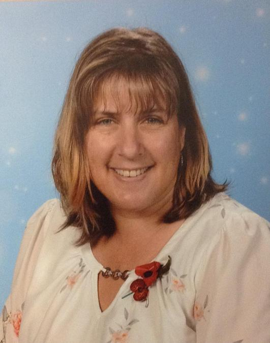 Teaching Assistant - Mrs Anne I'Anson
