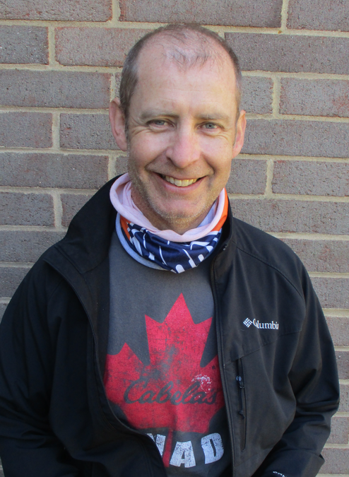 Site Manager - Mr Stoneley