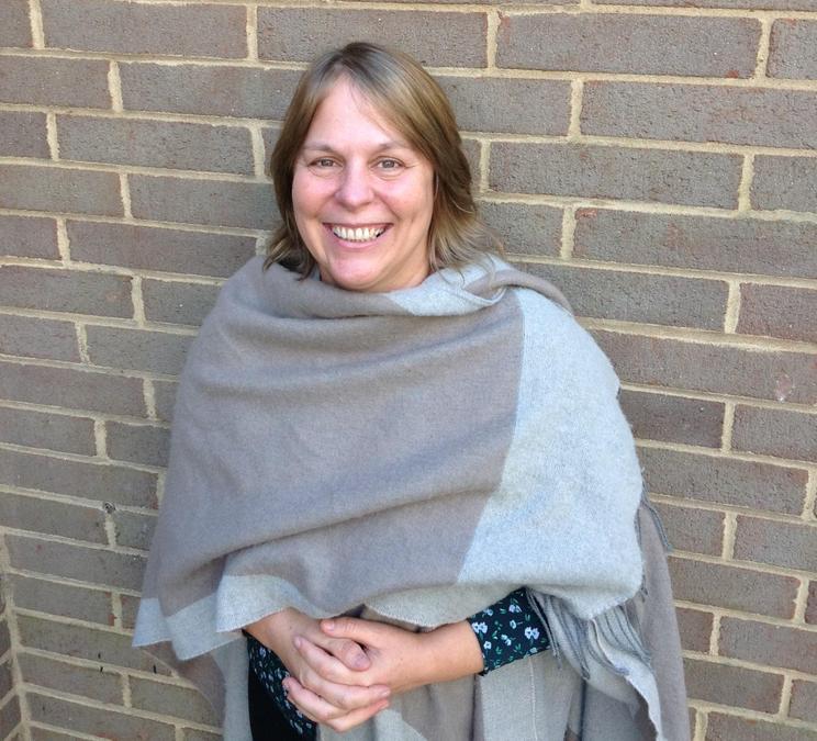 Mrs Thomas - Headteacher
