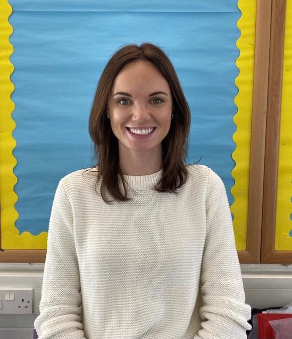 Miss Aspden - Teacher