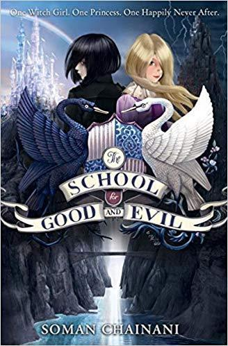 About a school for good and evil creatures.