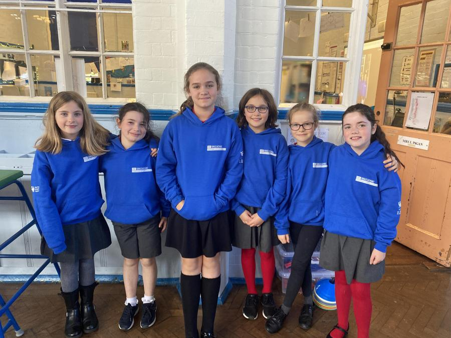 Our Girls Active Leaders