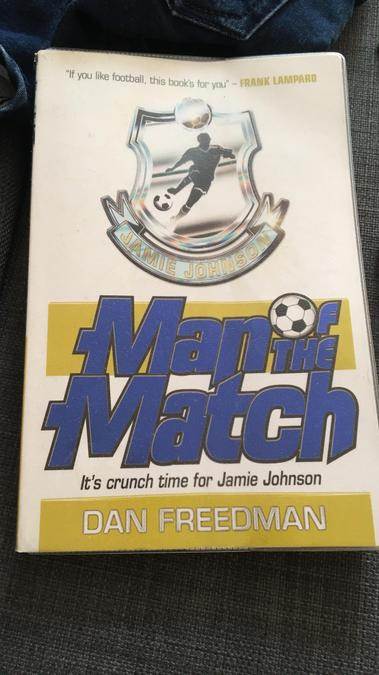 Man of the Match - A Jamie Johnson book