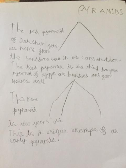 A wonderful pyramid poster by Jack.