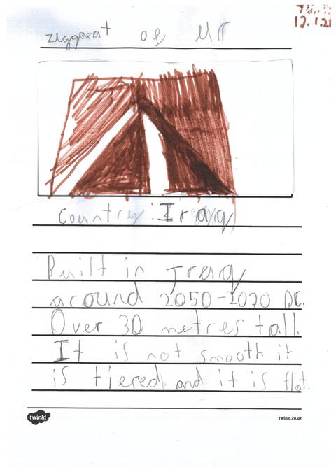Ted's Page about pyramids across the world.