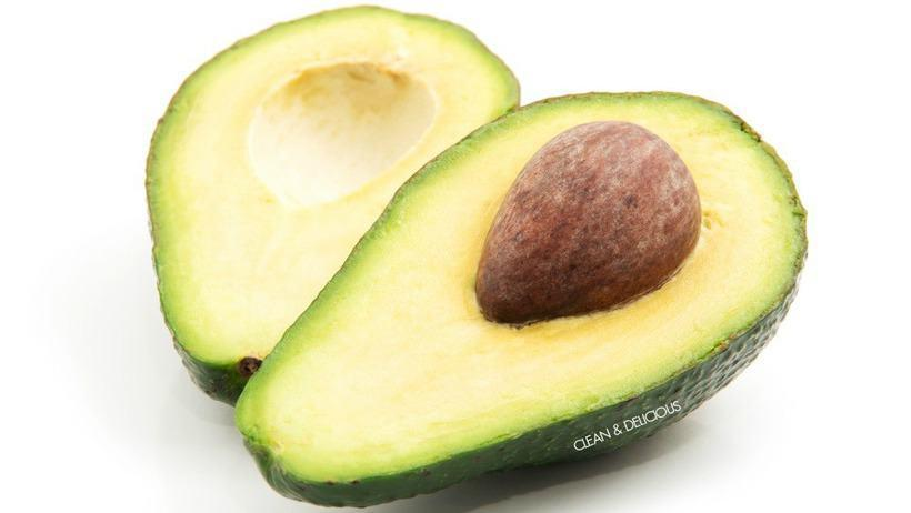 Avocado - grown in tropical rainforests.