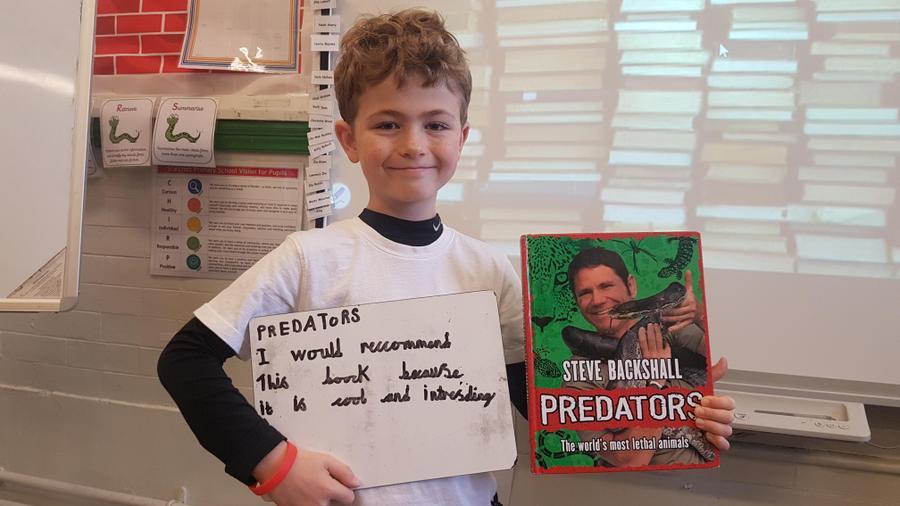 Predators - Steve Backshall