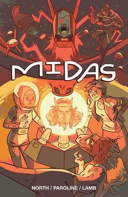 Midas (by Ryan North)