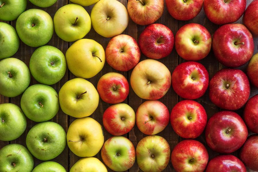 Apples - grown in Britain
