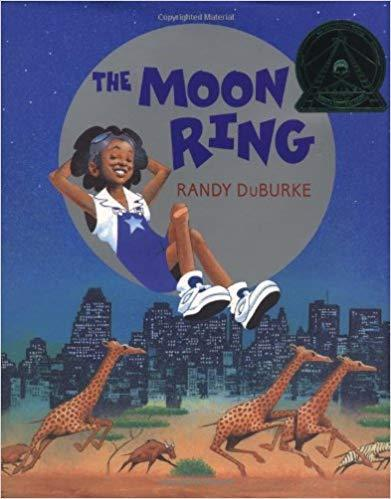 A picture book about the magic of the moon.
