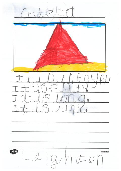 Leighton's page about pyramids across the world.