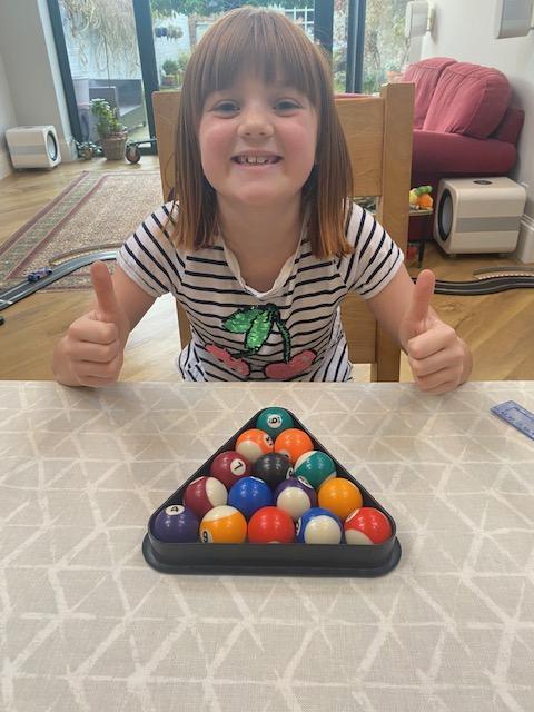 Eva's Creative Pyramids