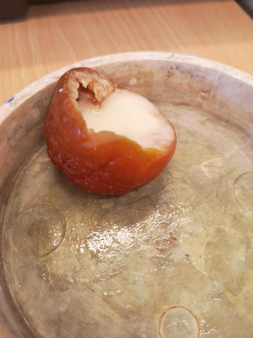 Mummified Tomato