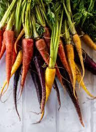 Carrots - grown in Britain