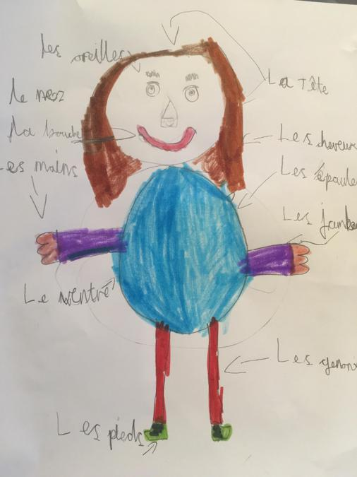 Fantastic French labelling by Orla