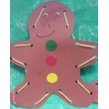 Reception - Gingerbread man