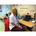 Mrs Hammond Class 5 teacher.