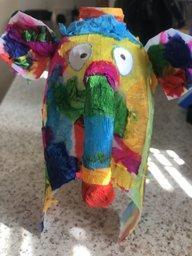 I love Lillie's Elmer!