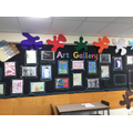 Our Junior Art Gallery