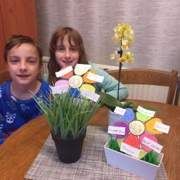 Kindness meadow by Dominic and Emily