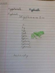Great spelling idea from Sonaz