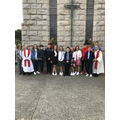 Confirmation Class of 2019 made on 13th September 2021