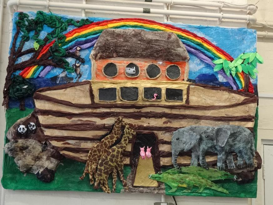 Peace - The story of Noah's Ark