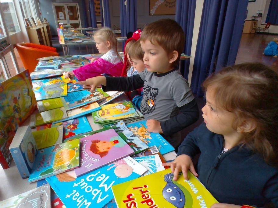 Choosing our books