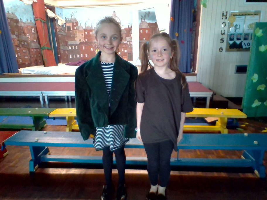 Daisy and Imogen
