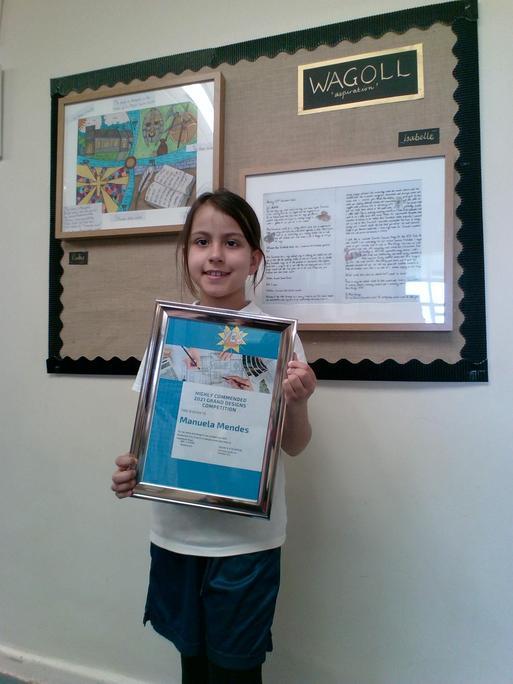 KS2 Highly Commended - Manuela.