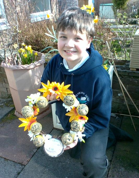 Easter Wreath Competition