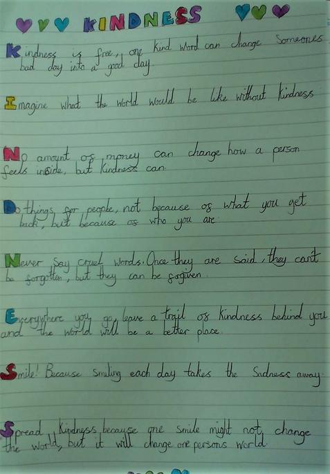 Ruby's winning poem