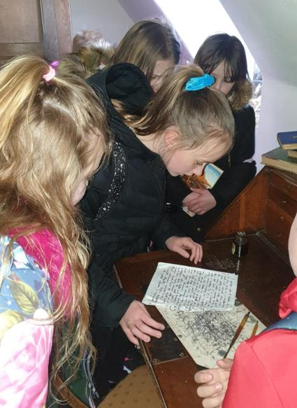 We studied the artefacts very carefully.